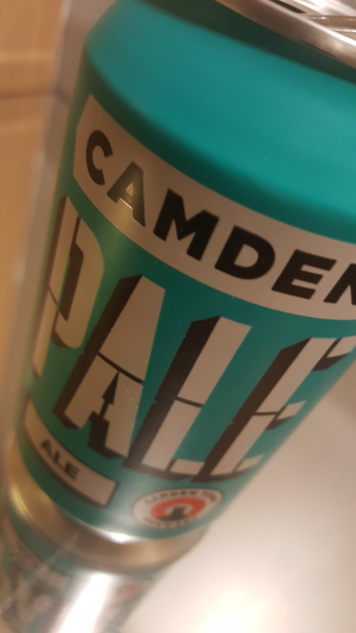 CAMDEN PALE PREVIEW