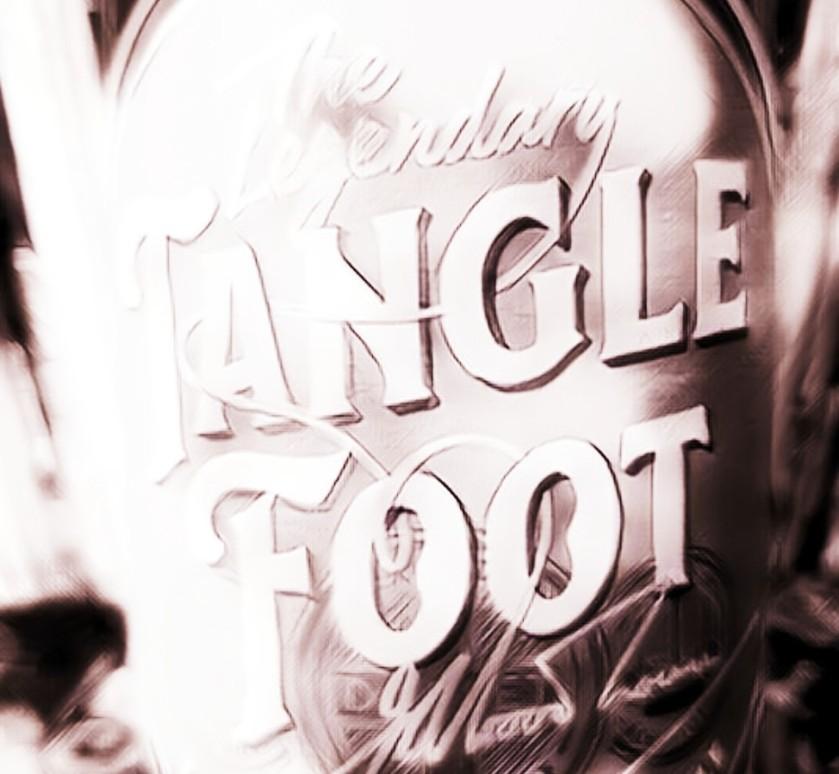 tanglefoot pre