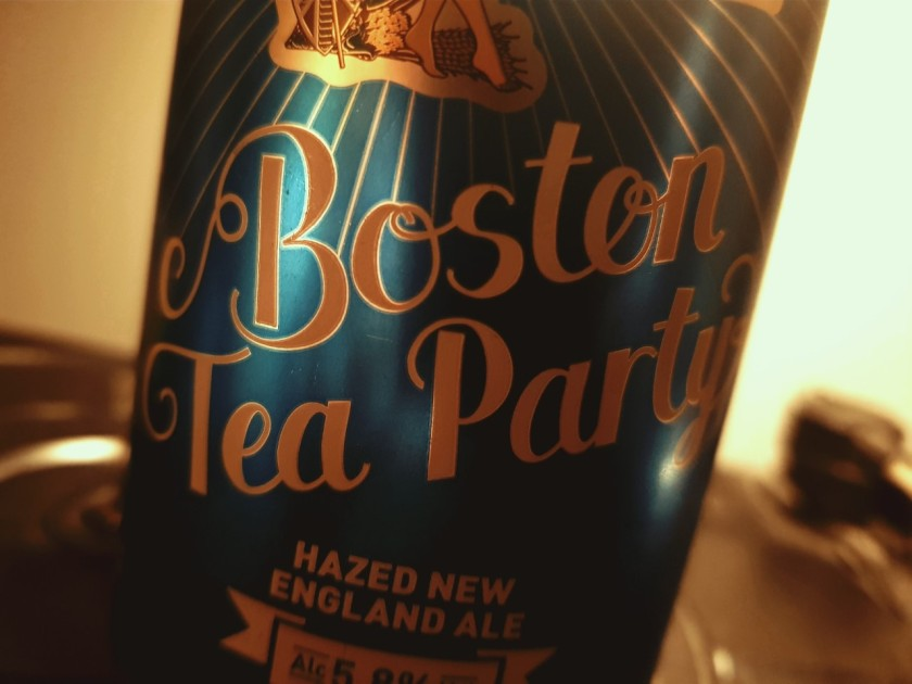BOSTON TEA PARTY PRE
