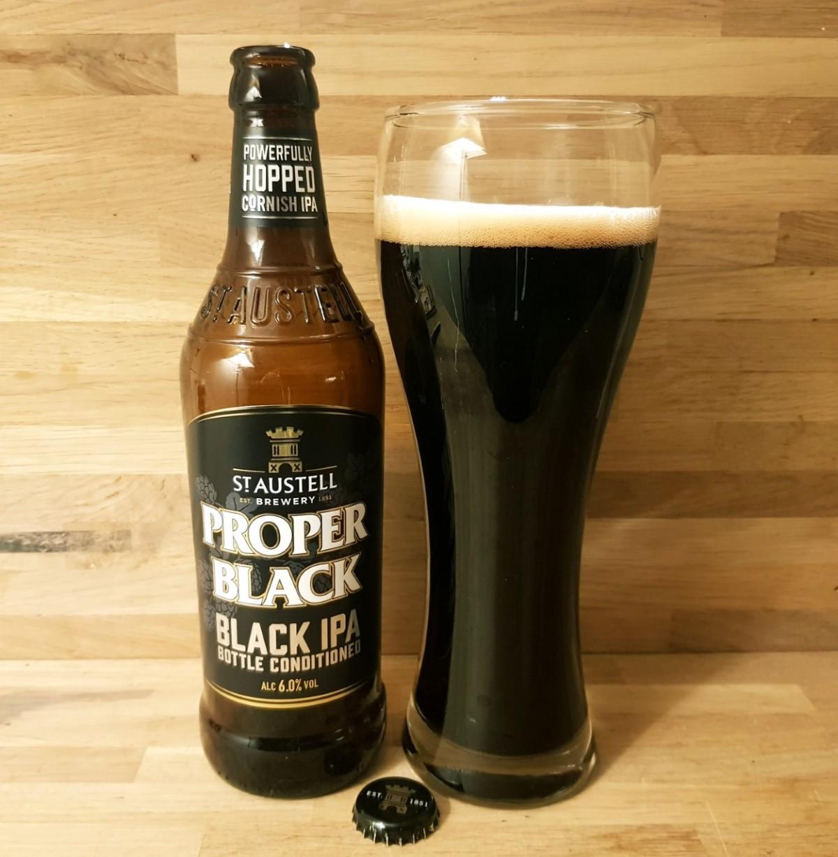 PROPER BLACK