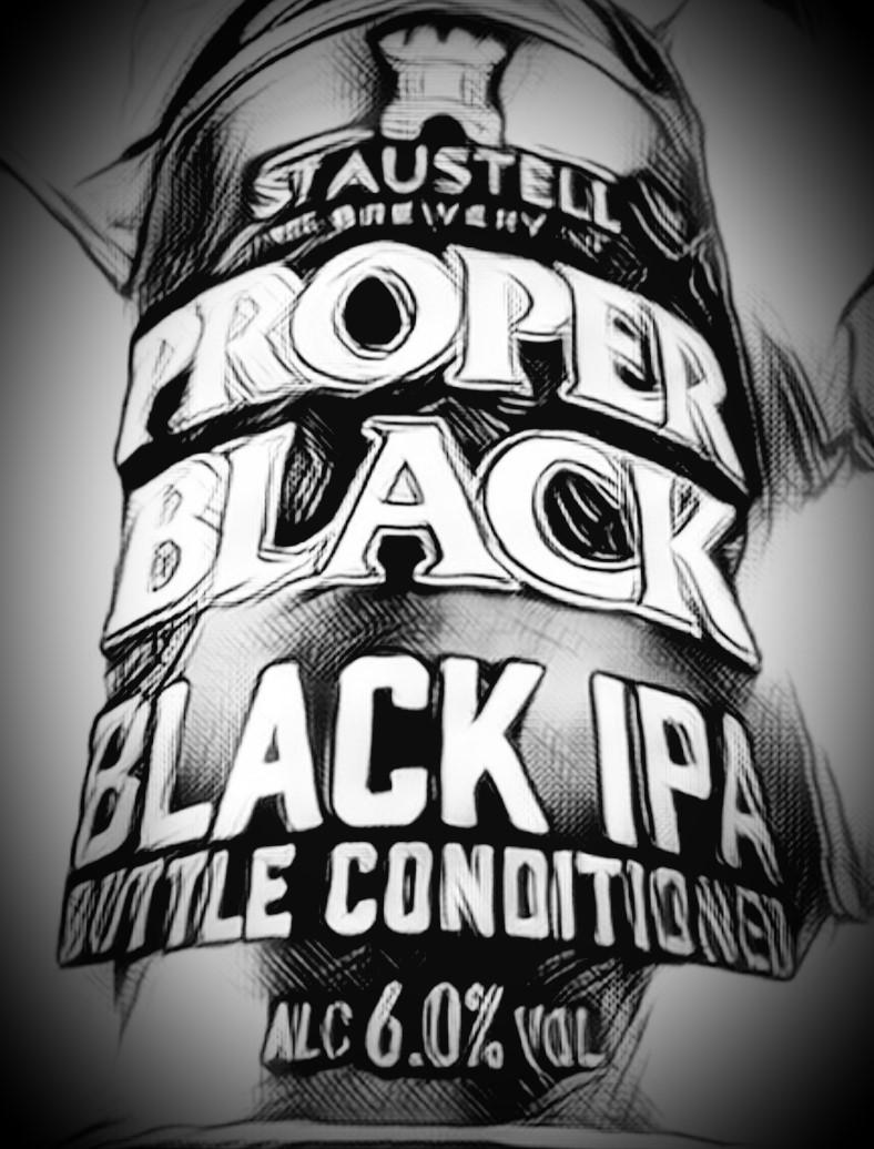 PROPER BLACK PRE