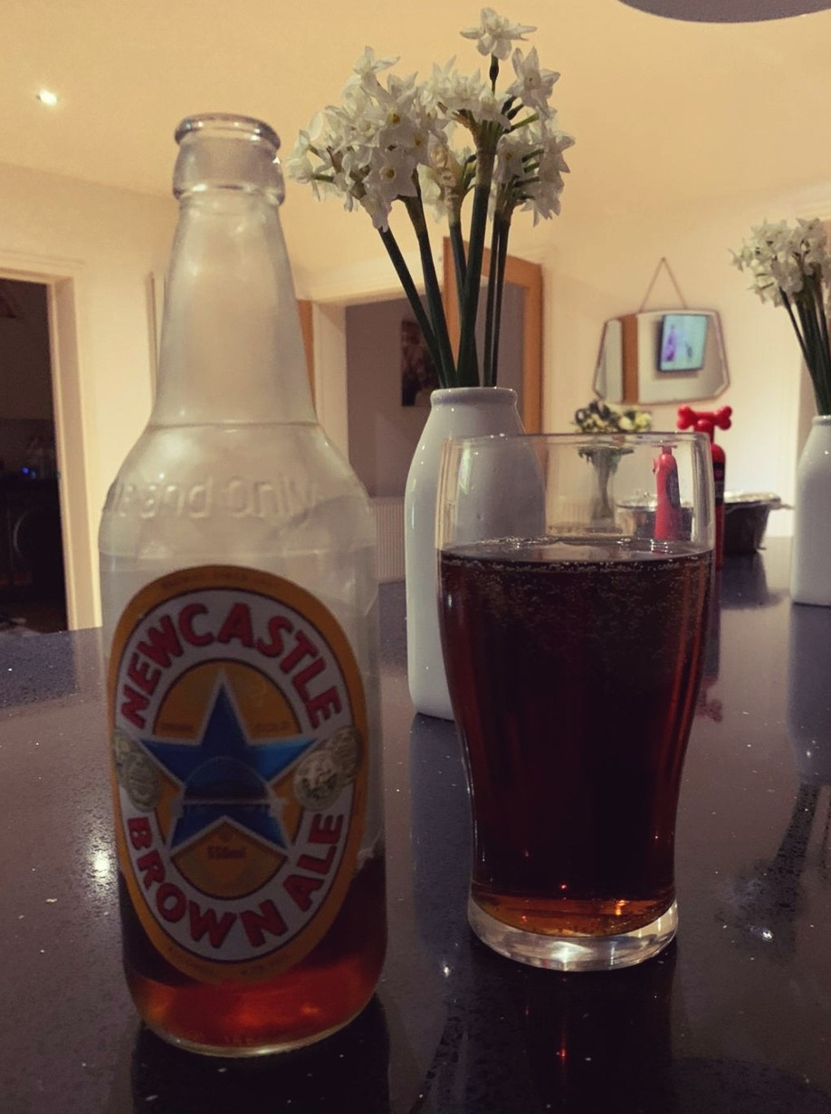 MOB SQUAD: NEWCASTLE BROWNALE