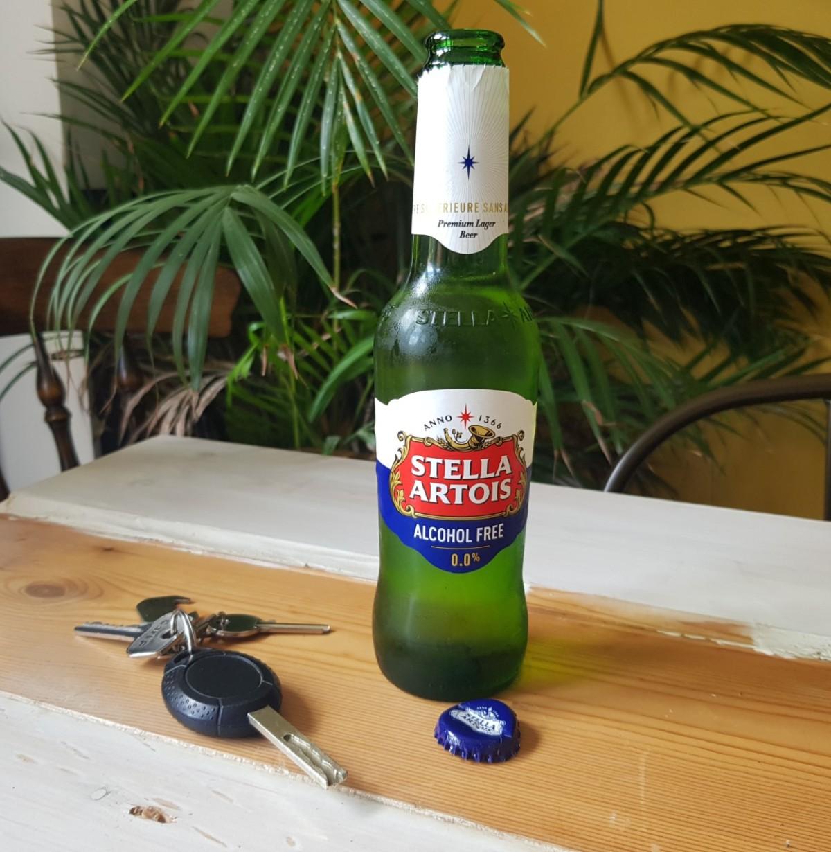 STELLA ARTOIS ALCOHOLFREE