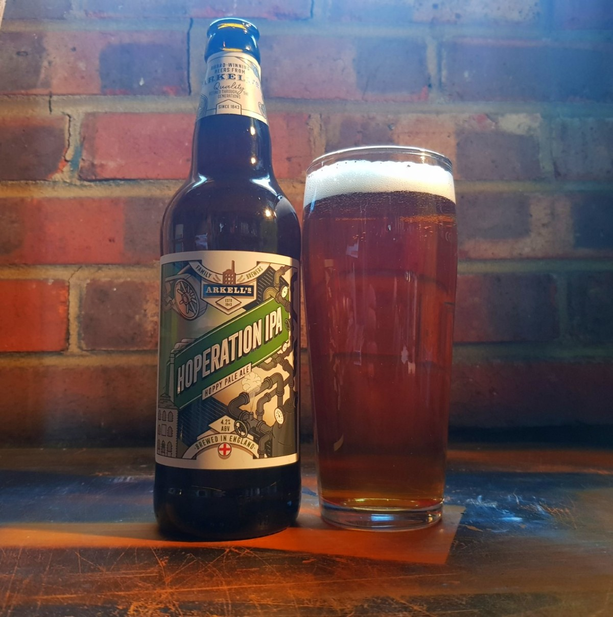 HOPERATION IPA