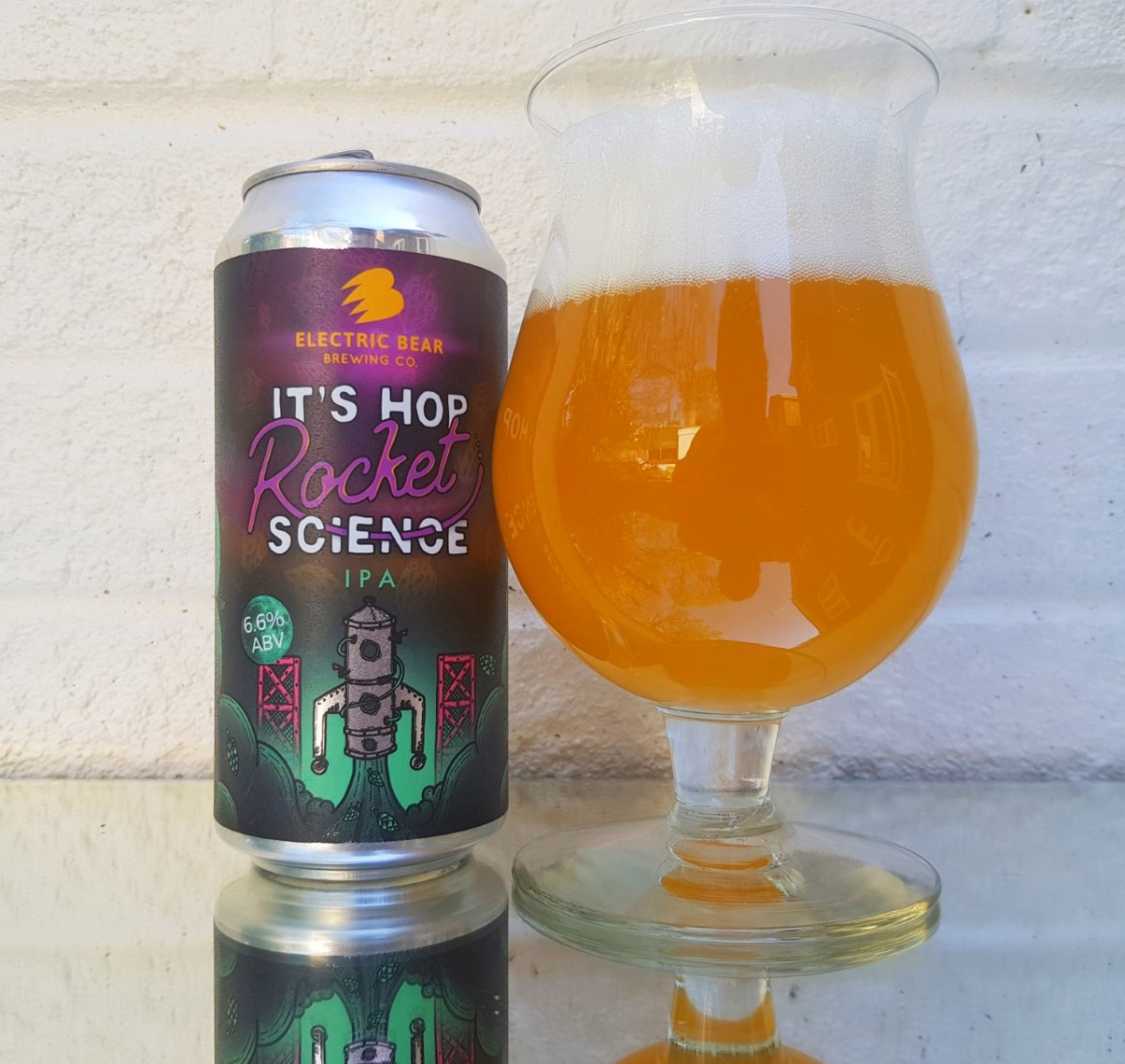 IT'S HOP ROCKET SCIENCE